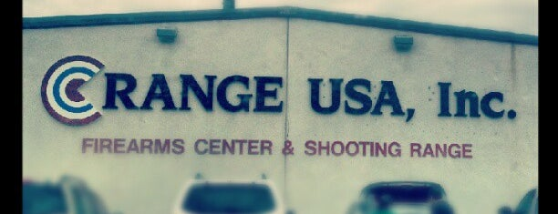 Range USA is one of West Tennessee Gun Stores and Ranges.