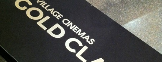Village Cinemas (Gold Class) is one of Alexさんの保存済みスポット.
