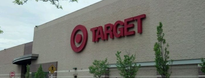 Target is one of Locais curtidos por Sandeep.