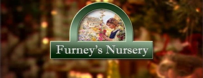 Furney's Nursery is one of Lugares guardados de Cheryl.