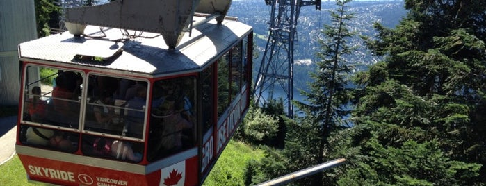 Grouse Gondola is one of Vancouverite - Best Places In and Around Vancouver.