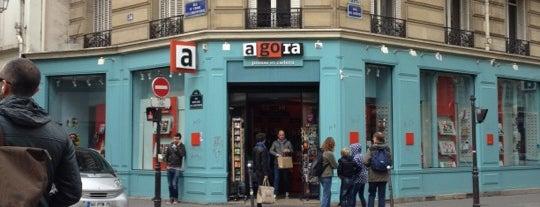 Agora is one of Kristen's Paris.