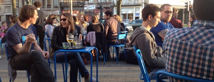 Bar du Matin is one of BXL to do.