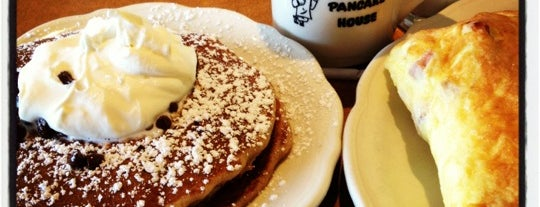 The Original Pancake House is one of It's the most important Meal of the day.