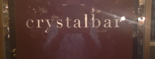 Crystal Bar is one of My Favorite Restaurants.