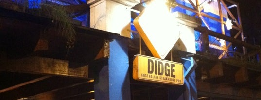 Didge Steakhouse Pub is one of Joinville.