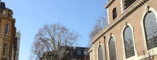 Jermyn Street is one of London tour.