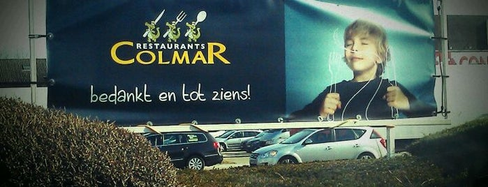 Colmar is one of Belgium - Resto.