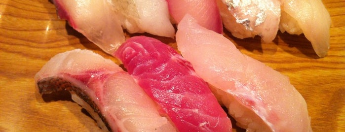 Hina Sushi is one of To-do Food.