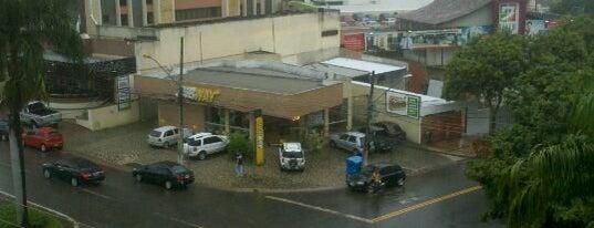 Subway is one of Favoritos em Goiânia.