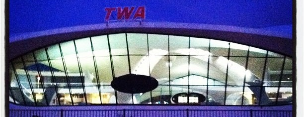 TWA Flight Center is one of NY.