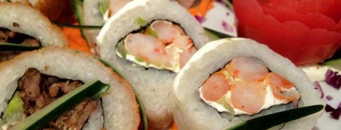Kiro Sushi is one of Tempat yang Disimpan Victoria.