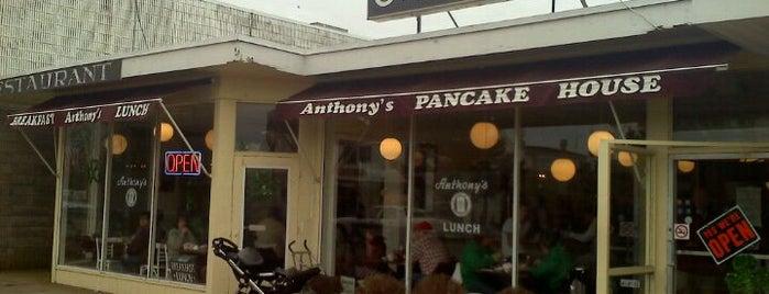 Anthony's Pancake & Waffle House is one of Montauk, NY.