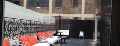 Vango Lounge And Skybar is one of Restaurants downtown.