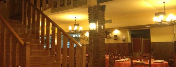 Restaurante Los Dos Caballeros is one of comer.