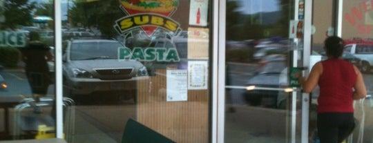 Naples Pizza is one of Lexington VA.