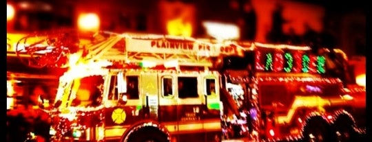 Plainview Fire Department is one of Montanaさんのお気に入りスポット.