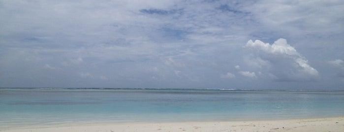 Four Seasons at Kuda Huraa Resort is one of Maldives - The Sunny Side of Life.