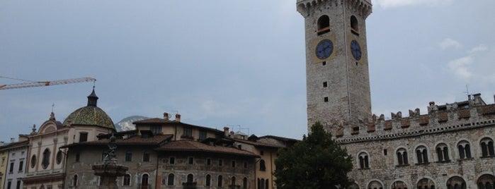 Trento is one of Italian Cities.