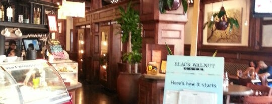 Black Walnut Café - Rice Village is one of Houston, TX.