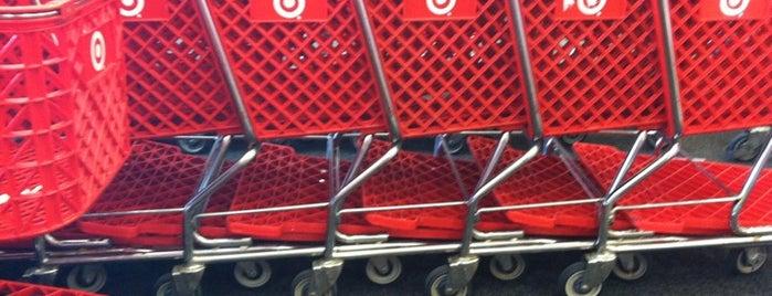 Target is one of Locais curtidos por Ahmad.