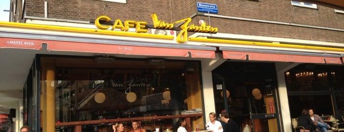 Van Zanten is one of Café Top-100 2015.