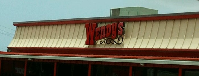 Wendy's is one of Lugares favoritos de Jeeleighanne.