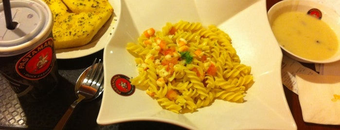 PastaMania is one of My Singapore Trip'12.