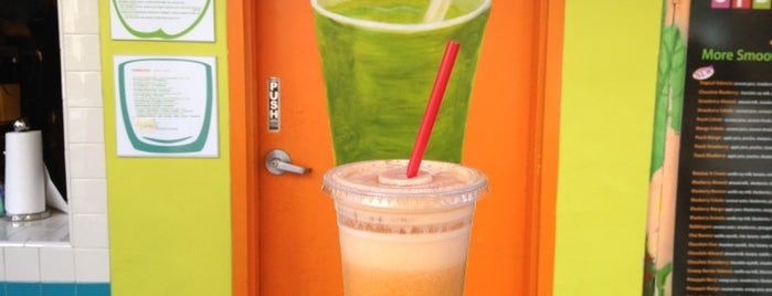 Sidewalk Juice is one of 50 Cult-Favorite Juice Bars.