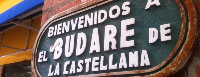 Budare de La Castellana is one of Top picks for Food and Drink Shops.
