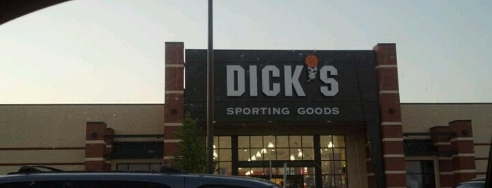 DICK'S Sporting Goods is one of Best places in Burlington, NC.