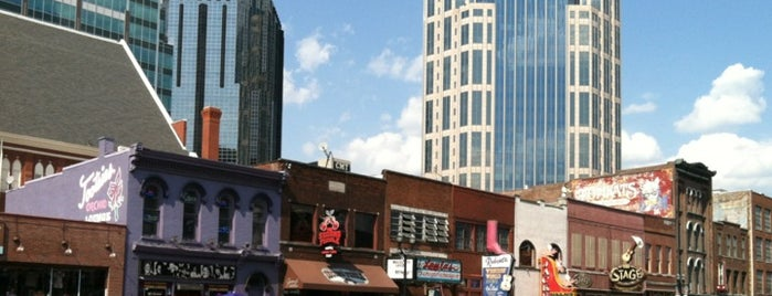 City of Nashville is one of Sites and Sounds in Nashvegas.