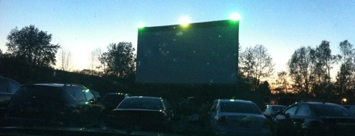 Midway Drive-In Theater is one of TAKE ME TO THE DRIVE-IN, BABY.