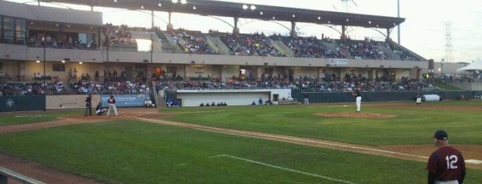Ozinga Field is one of Independent League Stadiums.