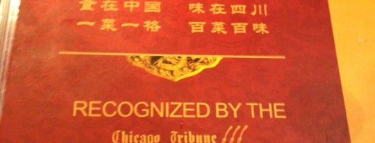Lao Sze Chuan Restaurant is one of Chitown.