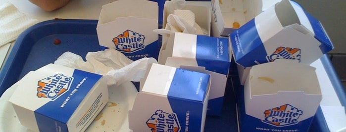 White Castle is one of Favorite Food.