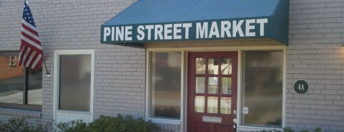 Pine Street Market is one of Creative Loafing 100 Dishes.
