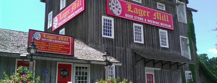 Lager Mill Beer Store & Brewing Museum is one of Fun Go-to-Spots.