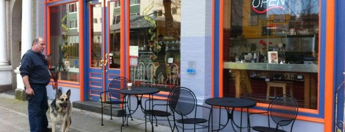 Kafe Berlin is one of Rata's Seattle Coffee Trip - A Coffee Crawl!.