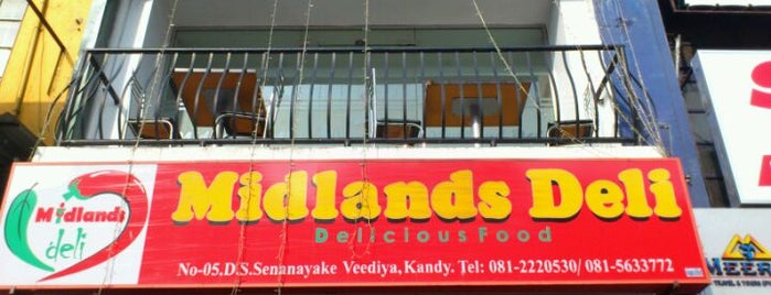 Midland Deli is one of Sri Lanka.
