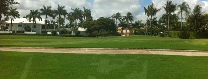 Polo Club is one of Delray.