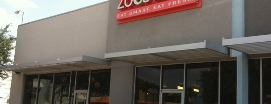 Zoës Kitchen is one of frequently visited.