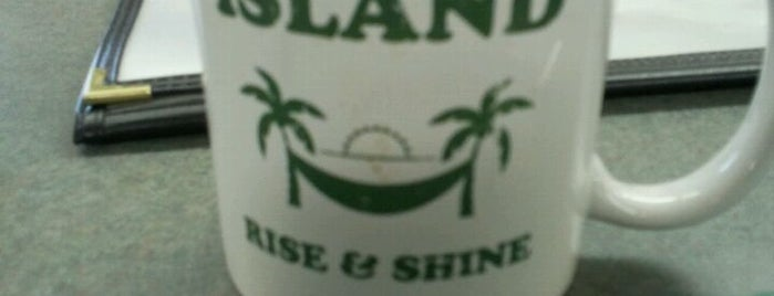 Rise & Shine is one of Maine.