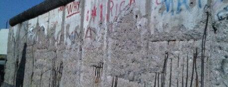 Monumento del Muro de Berlín is one of Trips / Berlin, Germany.