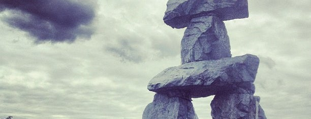 The Inukshuk is one of Roadtrip 2019.