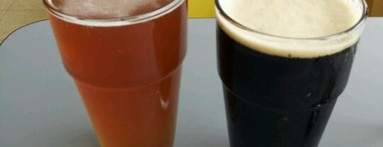 The Pizza Shop & Dry County Brewing Company is one of NC Craft Breweries.