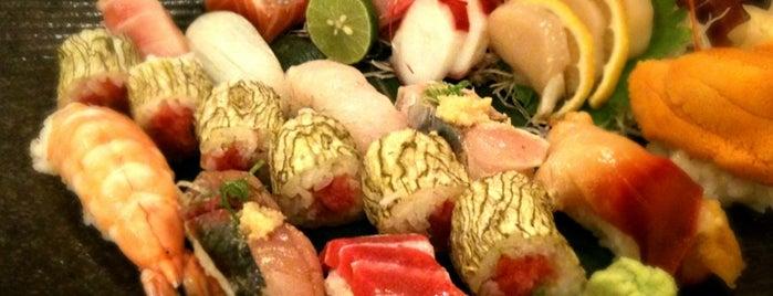 Sushi-Huku Japanese Resturant is one of Need to Drink Atlanta.