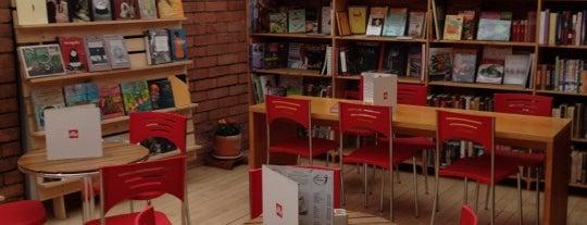 Casa Tomada librería café is one of Coñombia 2o17.