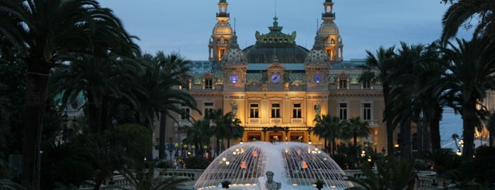Casino de Monte-Carlo is one of Gambling Emporium.