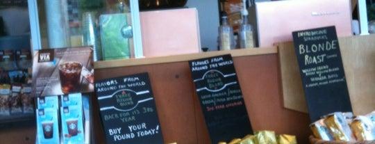 Starbucks is one of Frank : понравившиеся места.